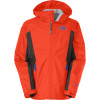 The North Face Hydraspace 2.5L Rain Jacket - Boys Zion Orange, XL - HASH(0x179ca0198)