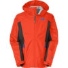 The North Face Hydraspace 2.5L Rain Jacket - Boys Zion Orange, XS - HASH(0x179ca0198)