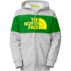 The North Face Barker Blocked Full-Zip Hoodie - Boys'