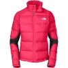 The North Face Crimptastic Hybrid Down Jacket - Women's Barberry Pink, XL