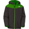 The North Face True Or False Reversible Fleece Jacket - Boys' Reverse