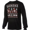 Twin Six Yule Tide T-Shirt - Long-Sleeve - Men's