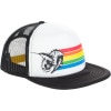 VonZipper I Love Rainbows Trucker Hat