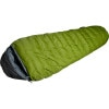 Exped Waterbloc 800 Sleeping Bag: 5 Degree Down Green/Grey, Medium/Right Zip
