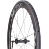Zipp Speed Weaponry 404 Firecrest Tubular Black, 700c Front