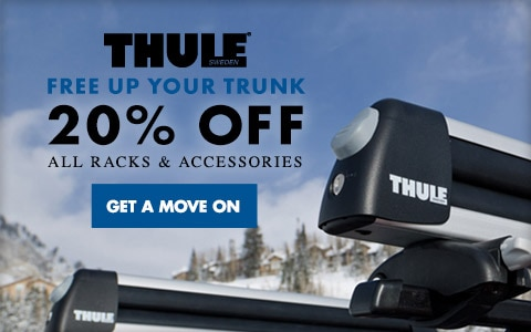Thule 20% Off Sale
