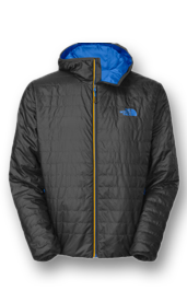 Blaze Micro Hooded Insulated Jacket
