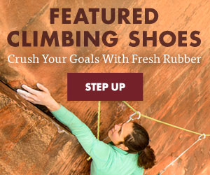 Climbing Shoes From Top Brands