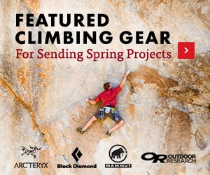 Climbing Equipment From Top Brands