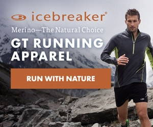 Icebreaker GT Running Apparel