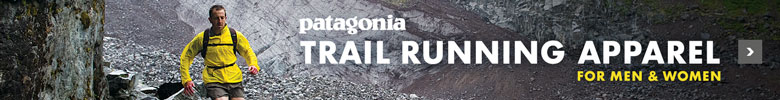 Patagonia Trail Running Apparel for Men and Women
