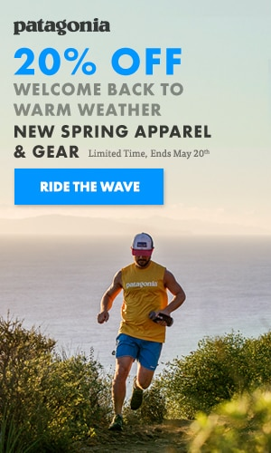 Patagonia Spring Sale