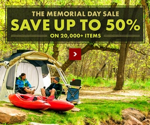 Memorial Day Sale