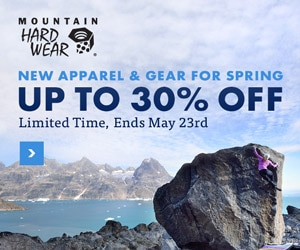 Mountain Hardwear 30% off Sale