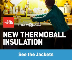 TNF Thermoball Insulation
