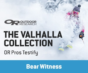 Outdoor Research Valhalla Collection