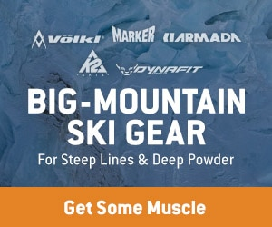 Big Mountain Ski Gear