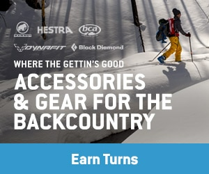 Gear for the Backcountry