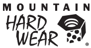 New Mountain Hardwear Ski Outerwear  Logo