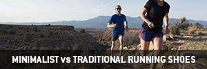 Minimalist vs. Traditional Running Shoes