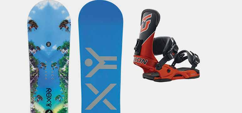 Snowboard: On Sale