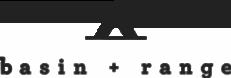 Basin + Range Summer Logo