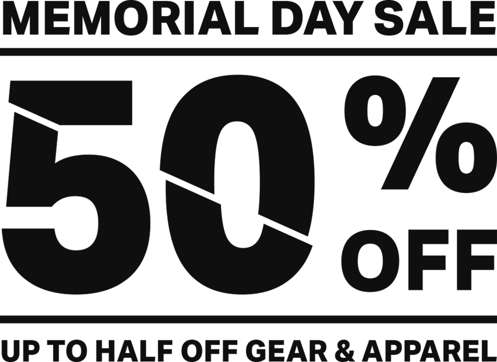 Memorial Day Sale Logo