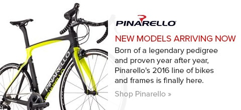 Pinarello 2016 New Product
