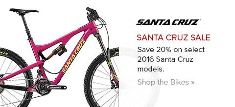 Santa Cruz Sale