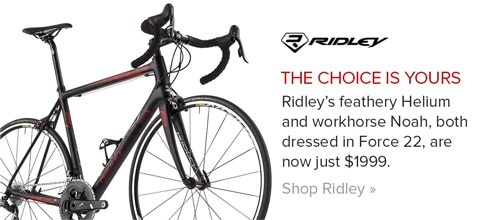 Save on Ridley Completes
