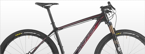 Up to 50% Off Mountain Bikes & Frames