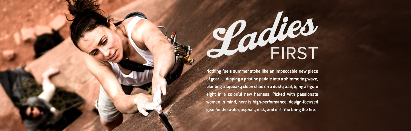 Ladies First - Backcountry Collection