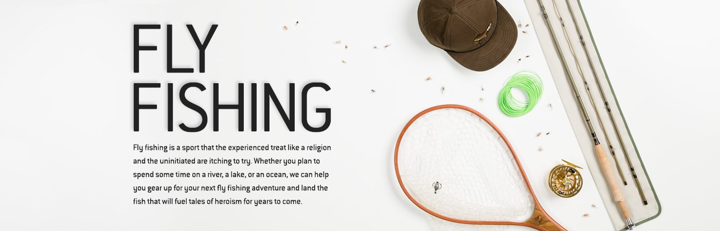 Fly Fishing - Backcountry Collection