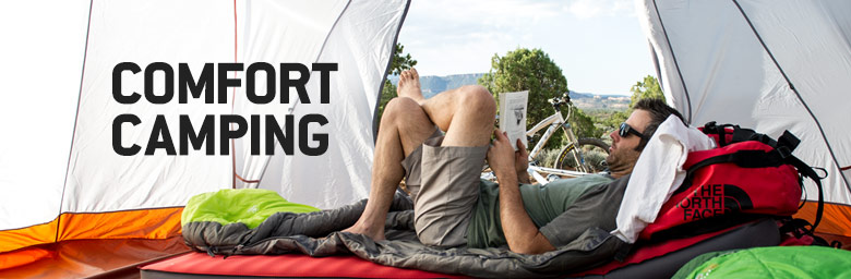 Comfort Camping-Backcountry Collections