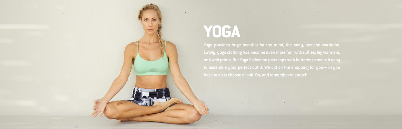 Yoga-Backcountry Collections