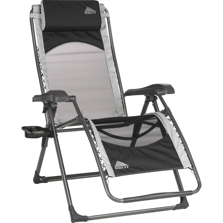 Amazoncom Reclining Camping Chairs With Footrest