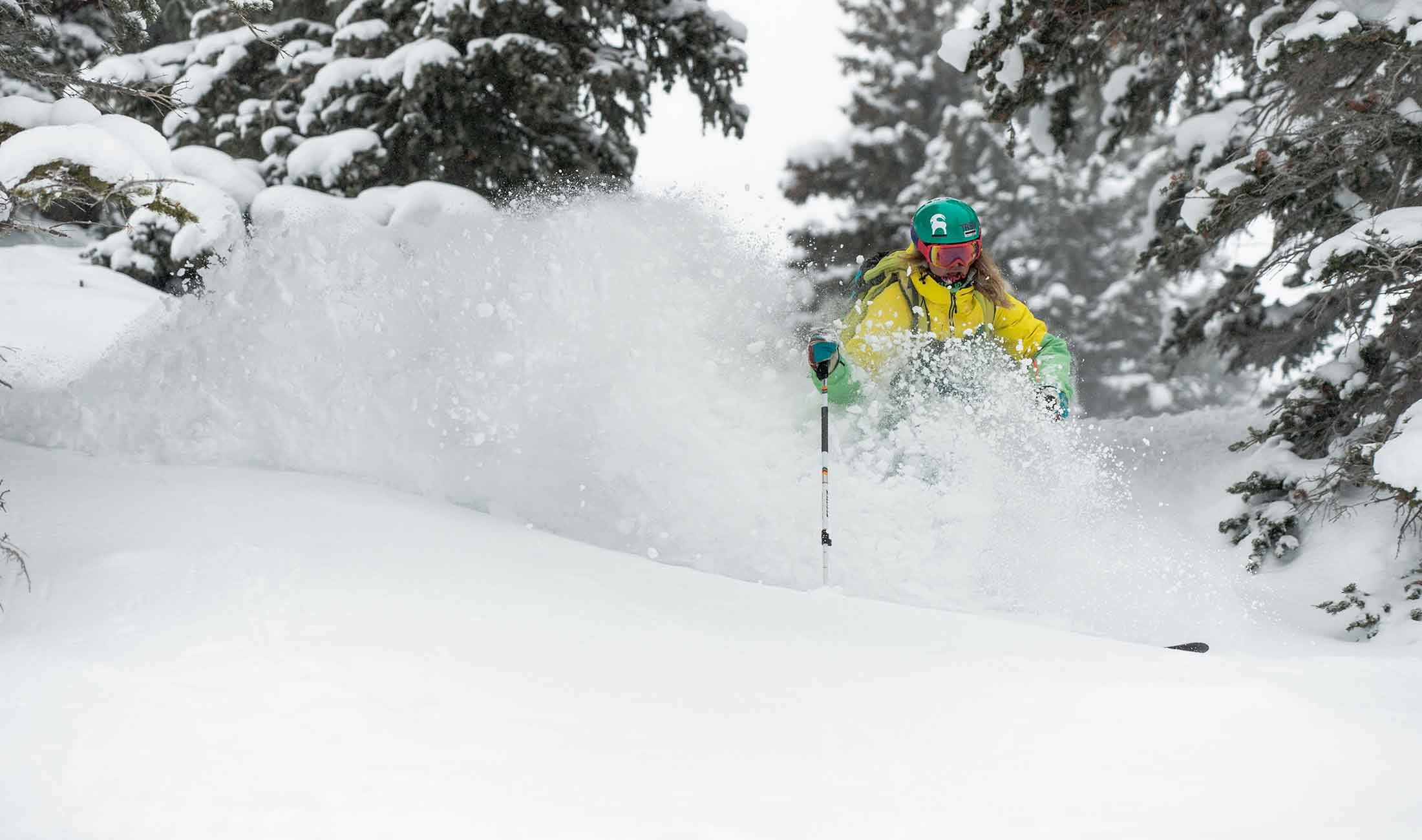 World-class skiing—on your lunch break.