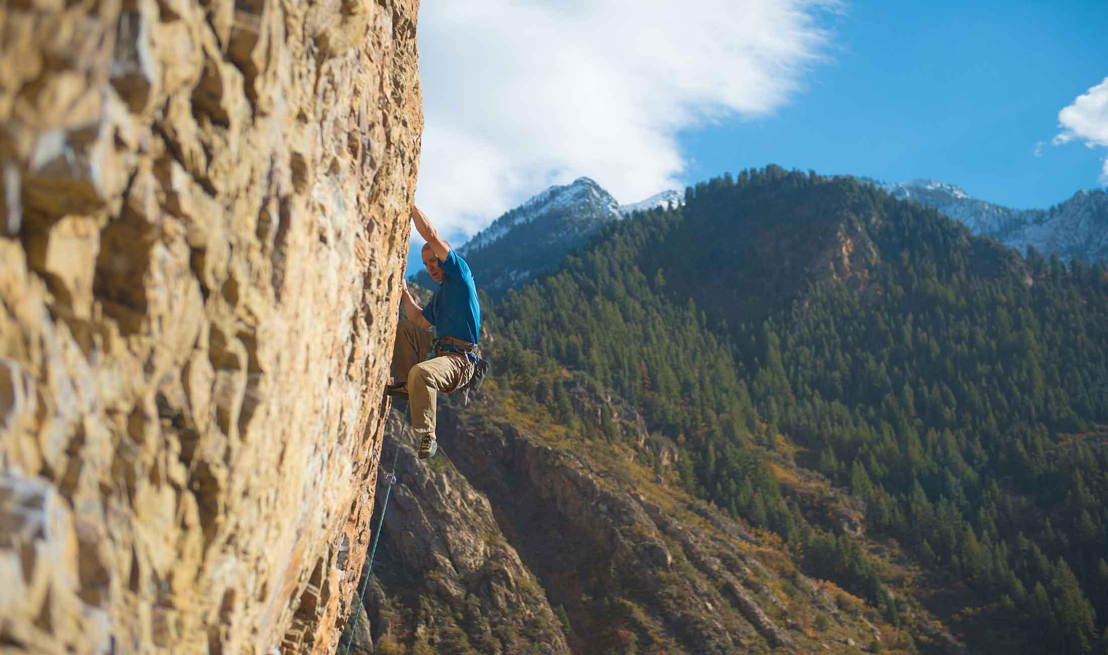 Big walls to bouldering, Utah's got it.