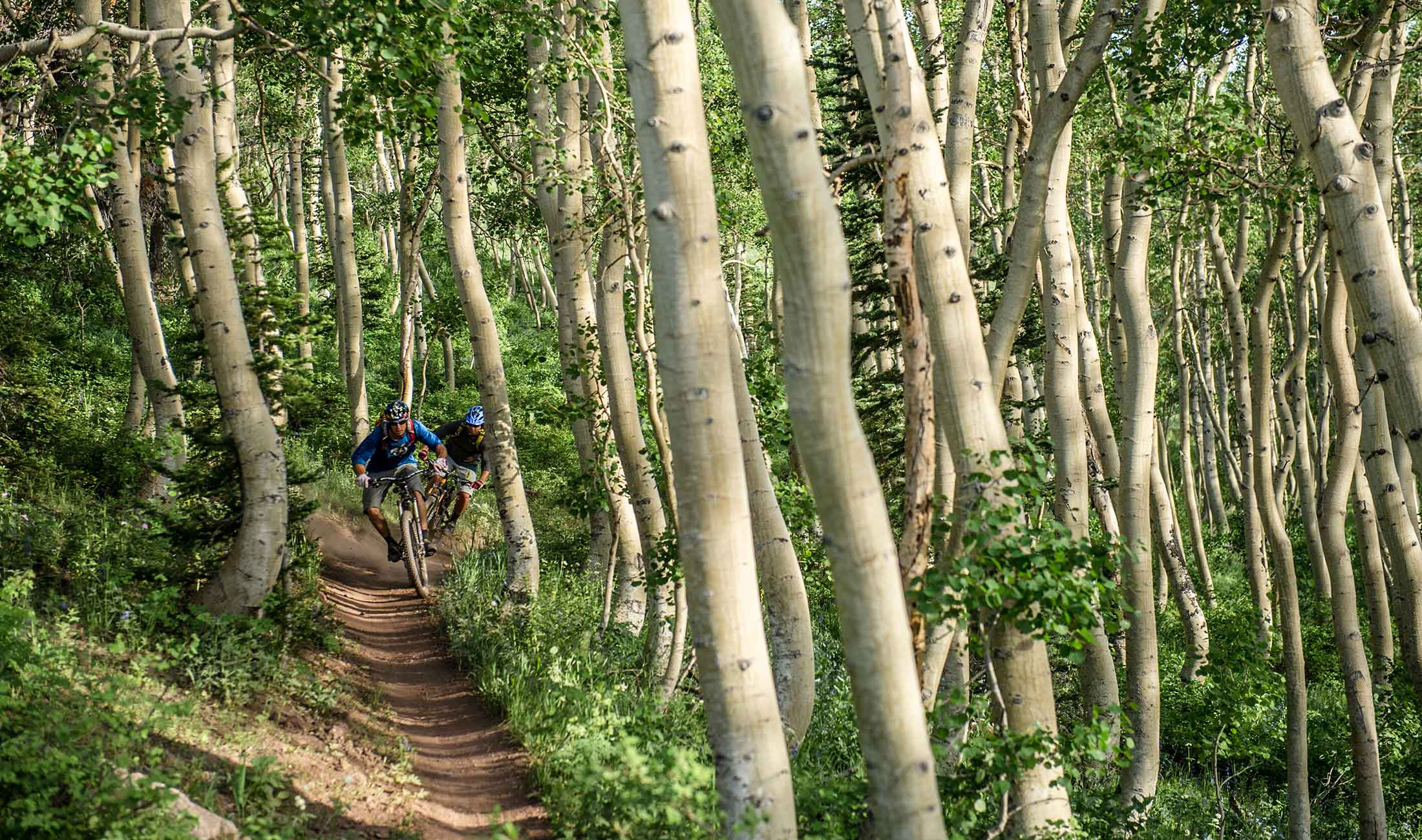 Park City—the IMBA's first Gold Level Ride destination.
