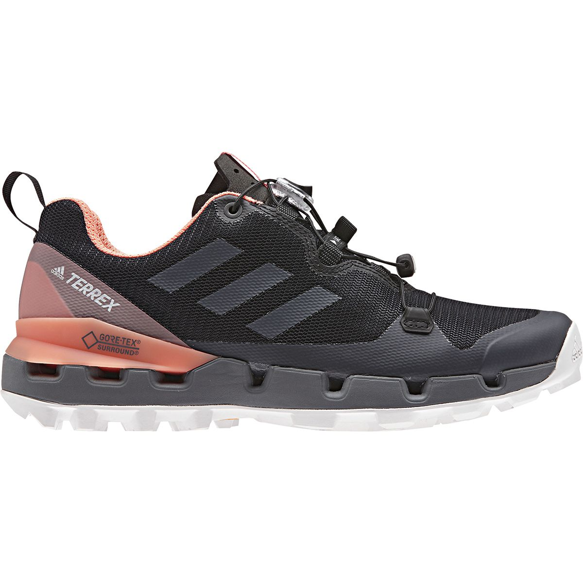 free shipping los angeles delicate colors Adidas Outdoor Terrex Fast GTX Surround Hiking Shoe ...
