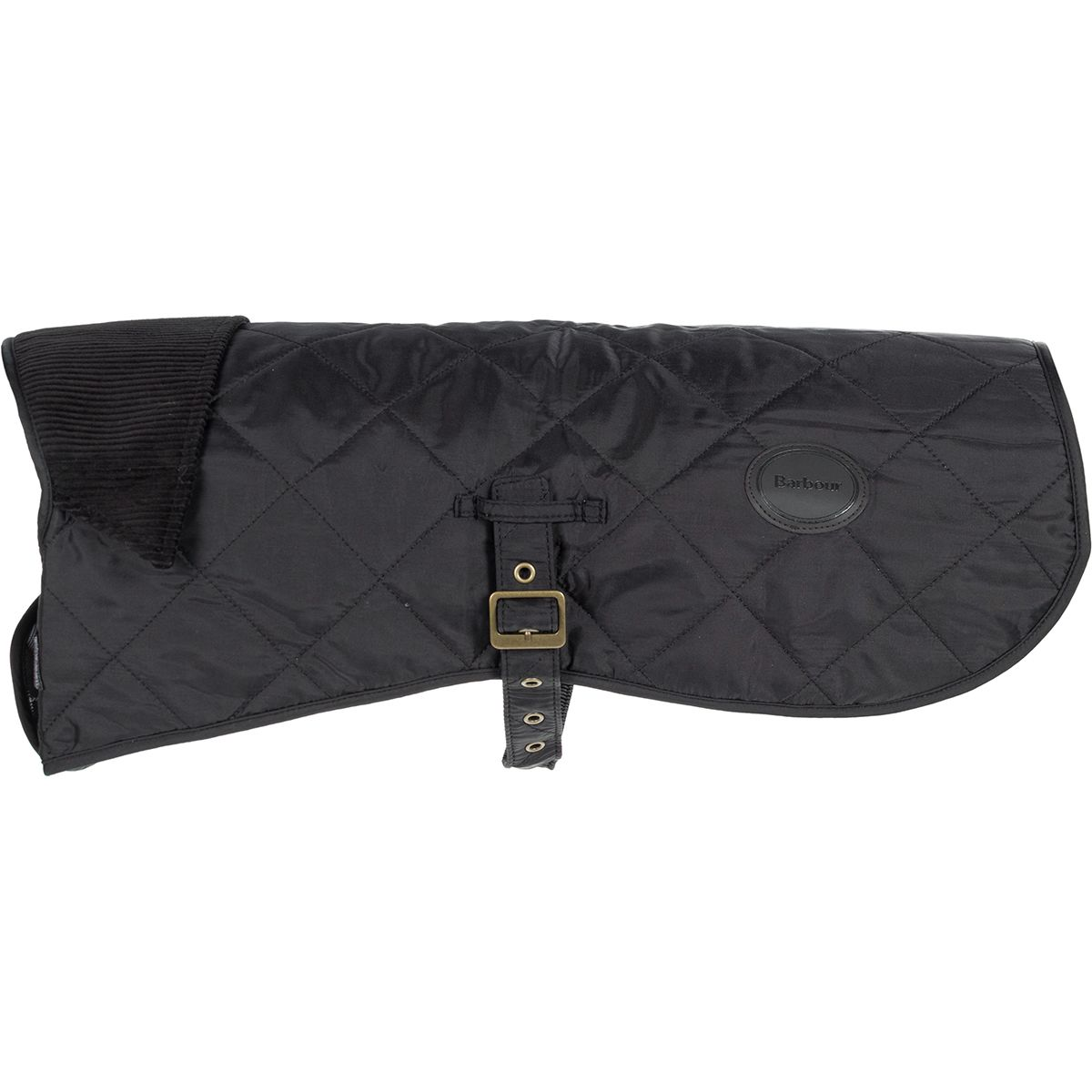 small barbour dog coat