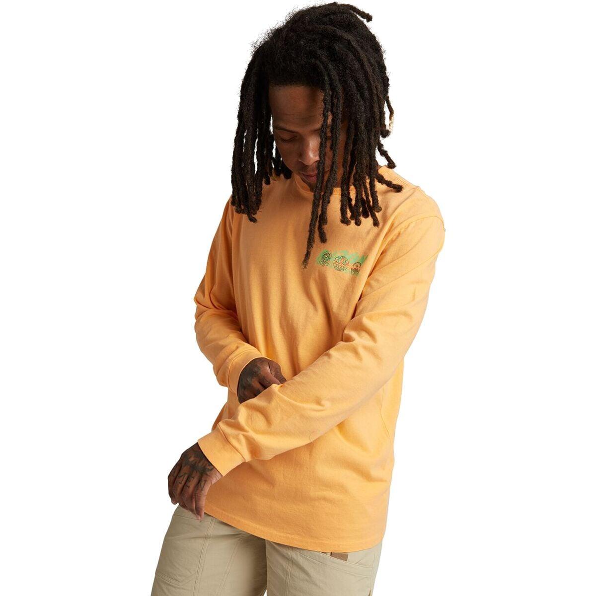 Burton Mens Caulbern Long Sleeve T-Shirt