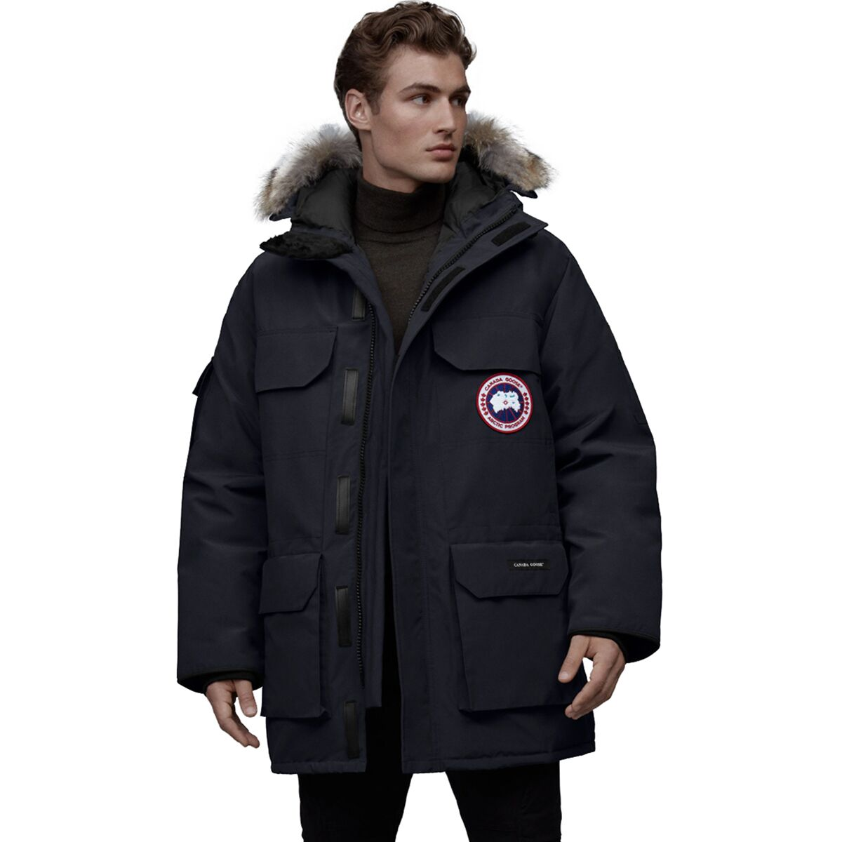 good canada goose expedition parka weight