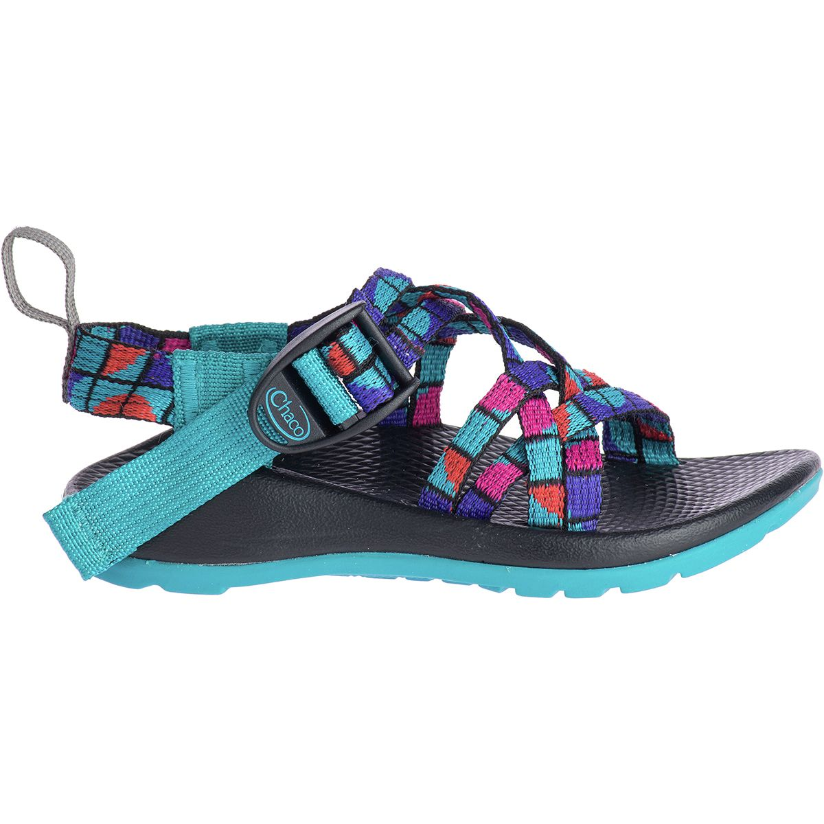 Chaco ZX/1 EcoTread Sandal - Girls