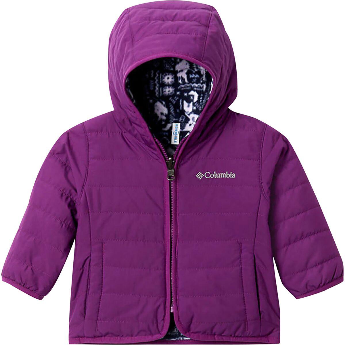 Columbia baby-girls Double Trouble Jacket