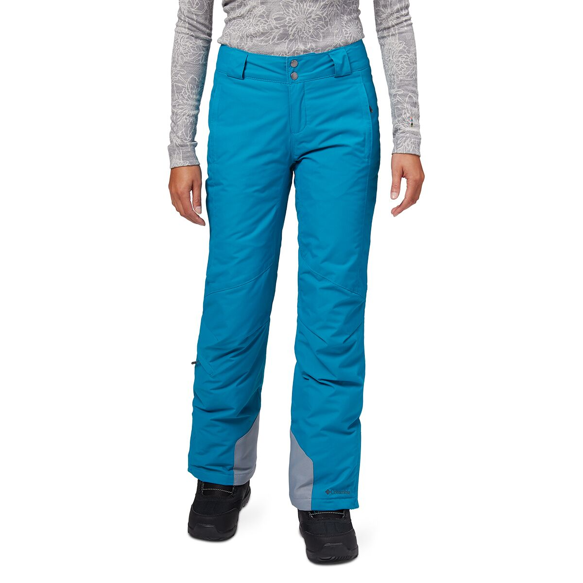 Columbia Womens Extended Bugaboo Oh Pant