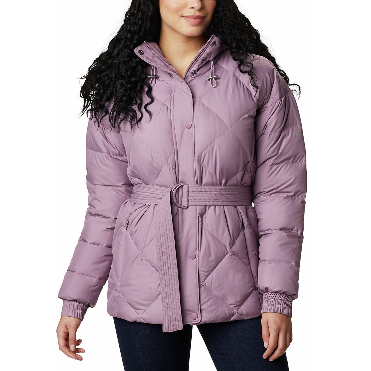 Women/'s Stoic Insulated Belted Jacket