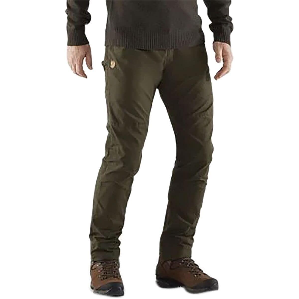 Fjallraven Sormland Long Tapered Trousers Men S Backcountry Com