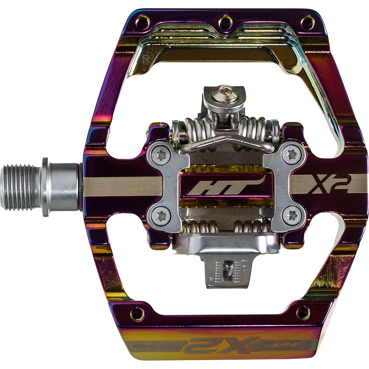 HT pedal cleats X2 Pro   BMX MTB racing downhill