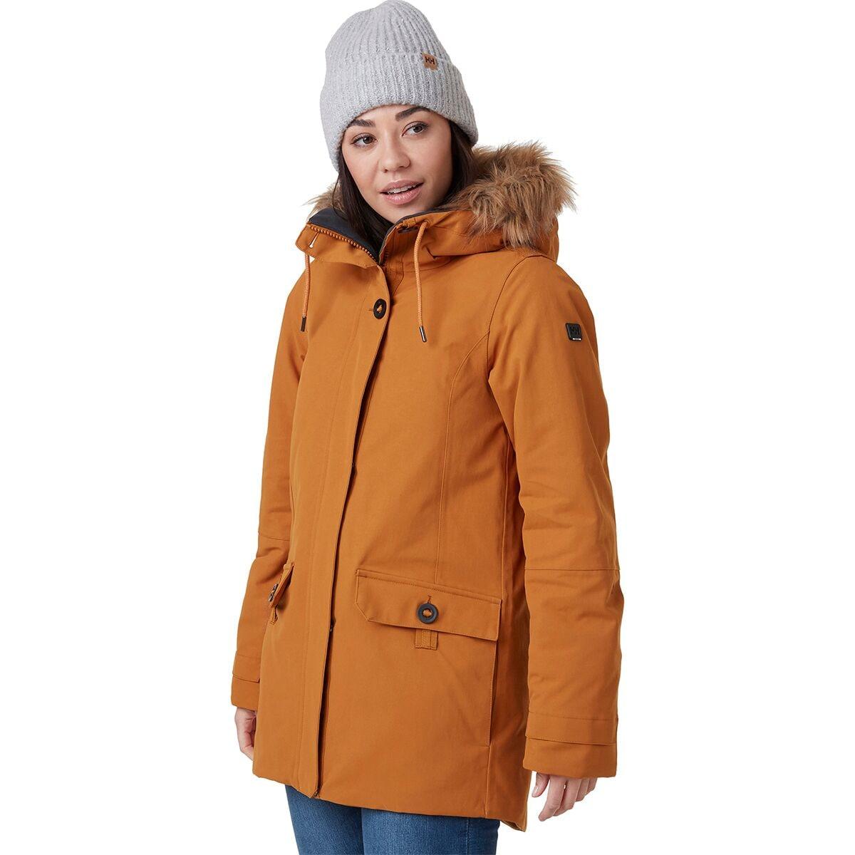 Helly-Hansen Womens W Svalbard Parka Jacket